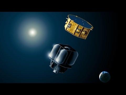 LISA Pathfinder : les ondes gravitationnelles à la loupe